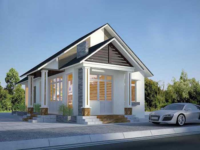 Thiết kế nhà phố hiện đại đẹp 08