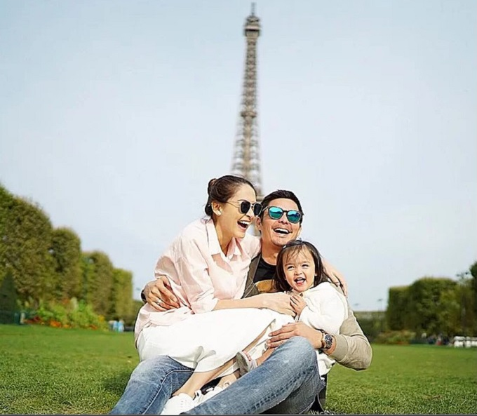 4.Những chuyến du lịch của cả nhà 'mỹ nhân đẹp nhất Philippines'3