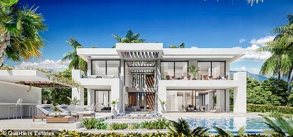 Cầu thủ nổi tiếng thế giới Cristiano Ronaldo đã bỏ ra 13 triệu bảng Anh để mua căn villa tại thành phố Marella, Tây Ban Nha.