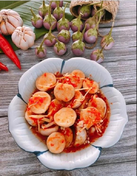 5.Cà pháo ngâm chua ngọt - món ăn không thể thiếu ngày hè