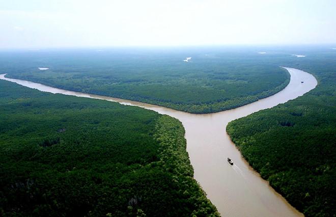 Sông Lò Rèn_ẢNH: ĐỘC LẬP