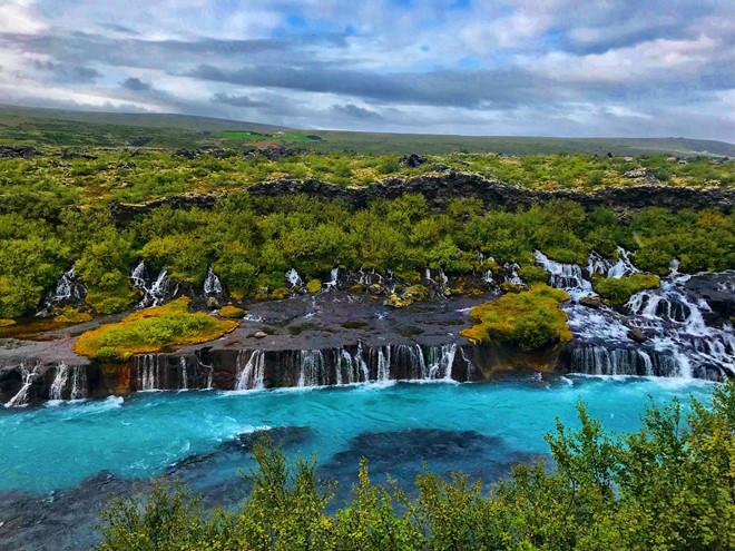 Thiên nhiên hùng vĩ ở Iceland_Ảnh: Jacqueline Tran