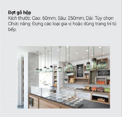8.10 Kích thước tiêu chuẩn và chức năng chính của tủ bếp mà bạn muốn biết9