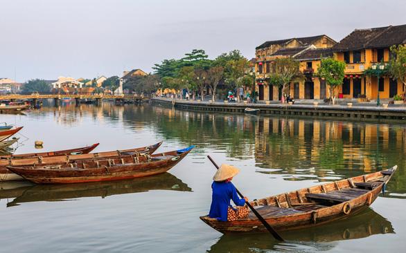 Nét đẹp Hội An - Ảnh: Travel and Leisure