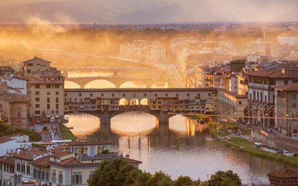 Nét đẹp đến nín thở của Florence, Ý - Ảnh: Travel and Leisure