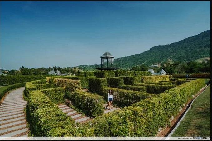 Khao Kho - thị trấn Tây lọt thỏm trên đất Thái1