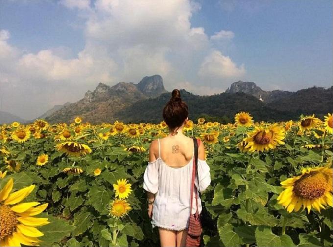 Khao Kho - thị trấn Tây lọt thỏm trên đất Thái10