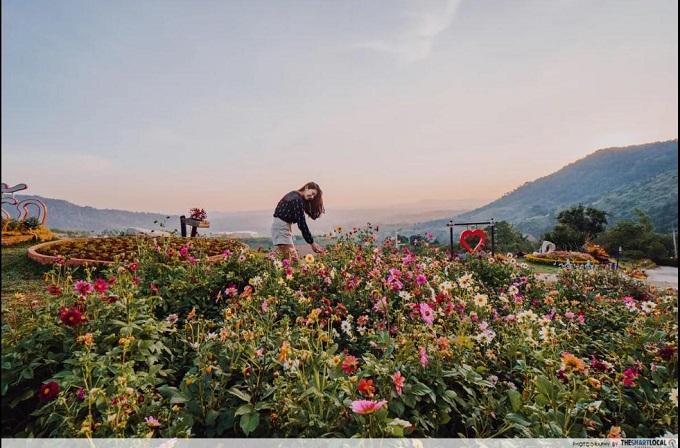 Khao Kho - thị trấn Tây lọt thỏm trên đất Thái4