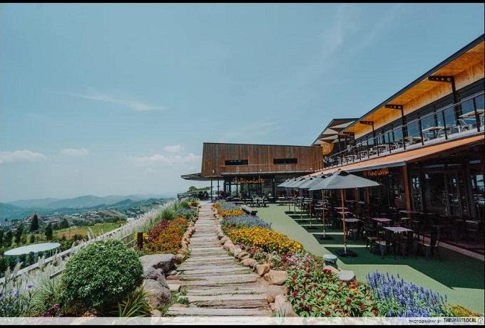 Khao Kho - thị trấn Tây lọt thỏm trên đất Thái7