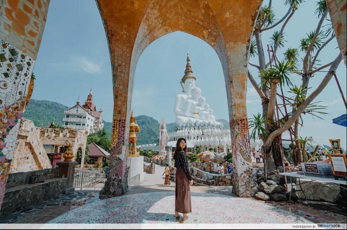 Khao Kho - thị trấn Tây lọt thỏm trên đất Thái8