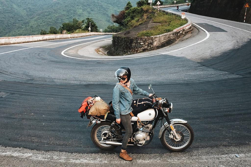 Phượt bằng xe máy là hành trình tự khám phá, trải nghiệm và rèn luyện bản lĩnh