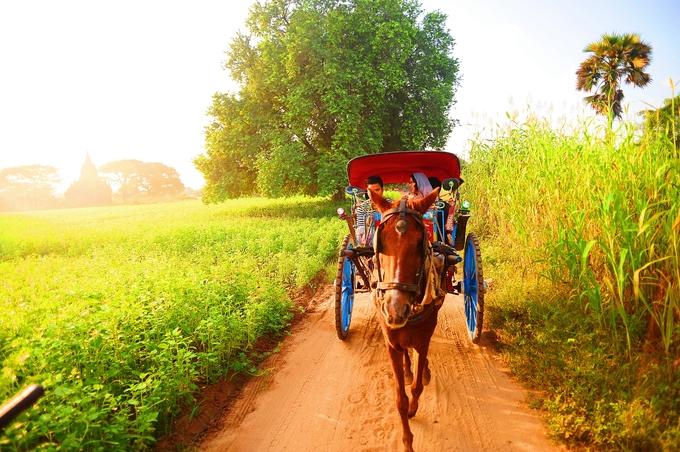 Myanmar - hành trình đi về phía mặt trời1