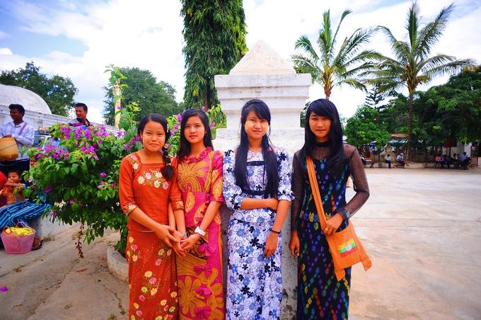 Myanmar - hành trình đi về phía mặt trời10
