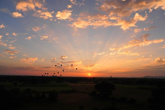 Myanmar - hành trình đi về phía mặt trời2