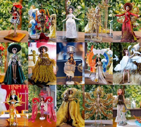 Top 18 National Costume