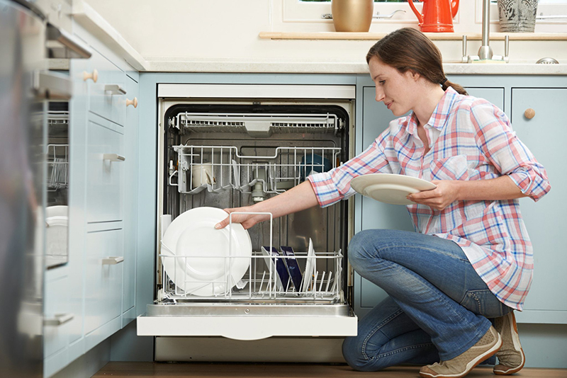 Cân nhắc vị trí đặt máy rửa bát