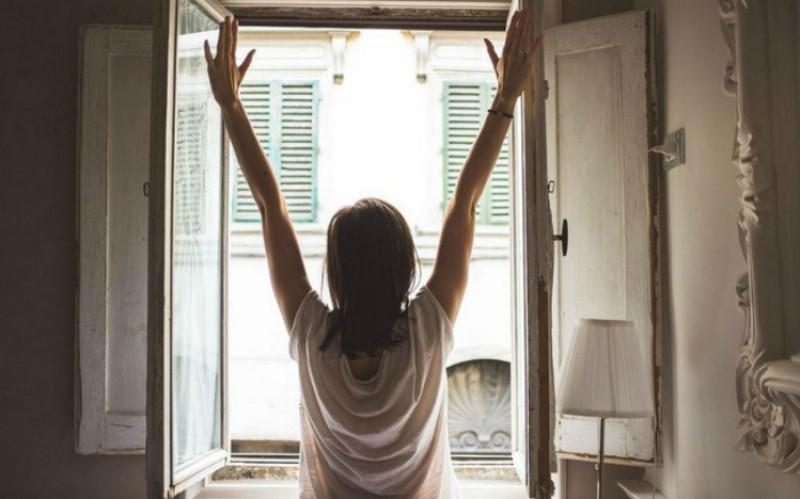 11. Điều gì sẽ xảy ra nếu bạn dậy trước 5 rưỡi mỗi ngày2