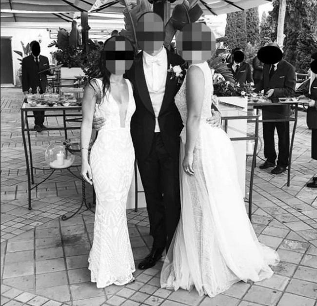 Bức ảnh từng khiến cộng đồng mạng hoang mang vì không biết ai mới là cô dâu.
