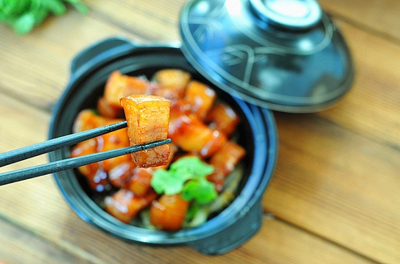 14.Thịt om bắp cải Món ăn không ngấy lại rất đưa cơm12