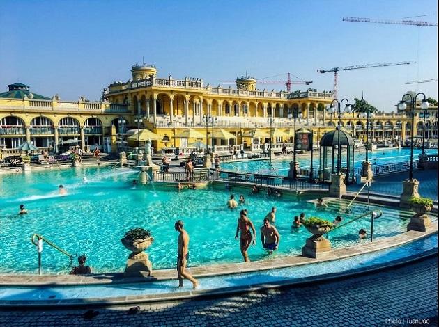 15. bể bơi đẹp như cung điện5