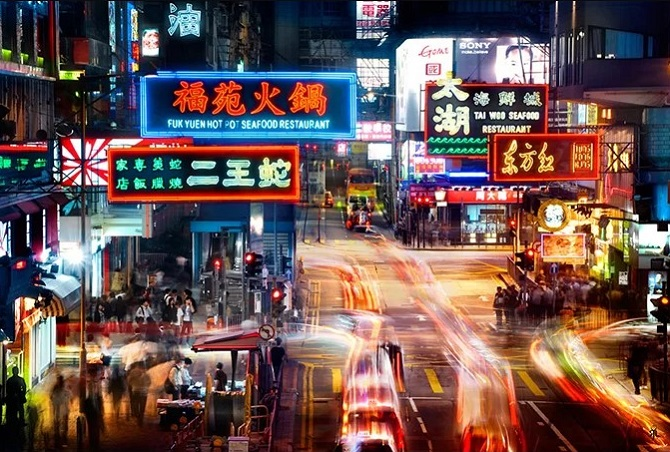 19. trang phục du lịch Hong Kong
