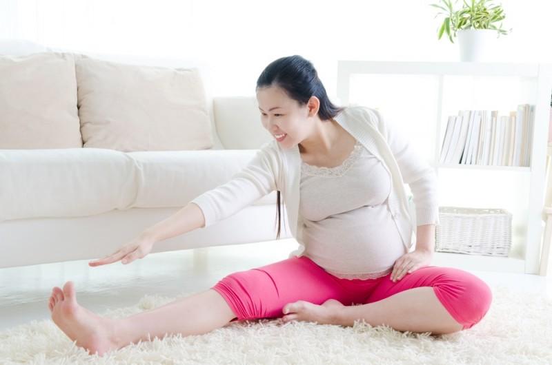 21. Vì sao phụ nữ mang thai nên tập Yoga