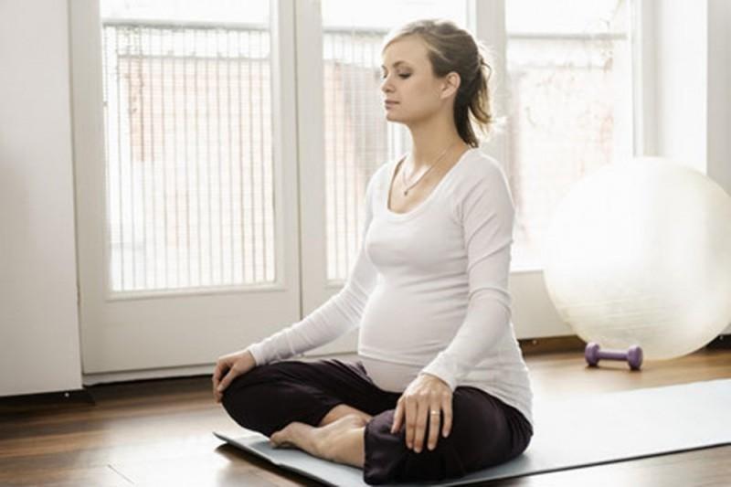 21. Vì sao phụ nữ mang thai nên tập Yoga2