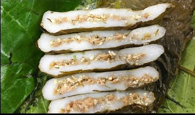 3. dac san cua que hoa hau Luong Thuy Linh