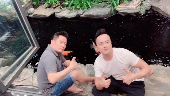Trước đây, Pha Lê, Bằng Kiều và nhiều người nổi tiếng cũng từng đến thăm nhà Cao Thái Sơn.