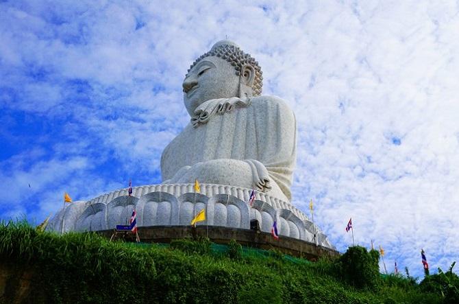 Pho tượng Big Buddha