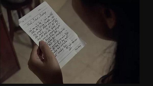 Ông Sơn bỏ nhà ra đi, viết thư chia tay các con.