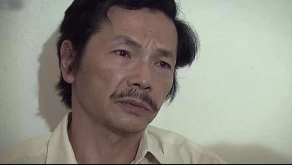 Nghệ sĩ Trung Anh trong phim 'Về nhà đi con'.