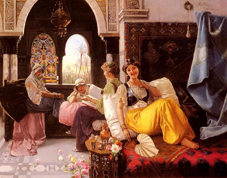 Tùy vào sự yêu quý của Sultan, các cô gái có thể leo lên các vị trí cao hơn trong hậu cung, hoặc chỉ mãi mãi là cái bóng không ai ngó tới