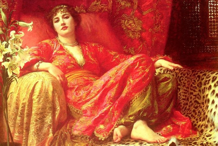 Roxolana Hurrem được xem người phụ nữ quyền lực và có sức ảnh hưởng nhất trong lịch sử Đế quốc Ottoman