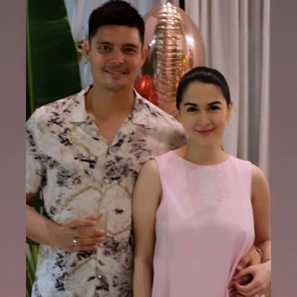 37.'Mỹ nhân đẹp nhất Philippines' đón sinh nhật tuổi 35 hoành tráng nhưng đây mới là nhân vật gây chú ý nhất bữa tiệc