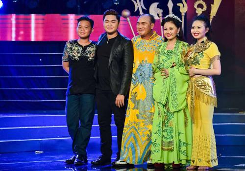Cặp đôi diễn viên hài Duy Phương - Lê Giang chia tay vào năm 1999