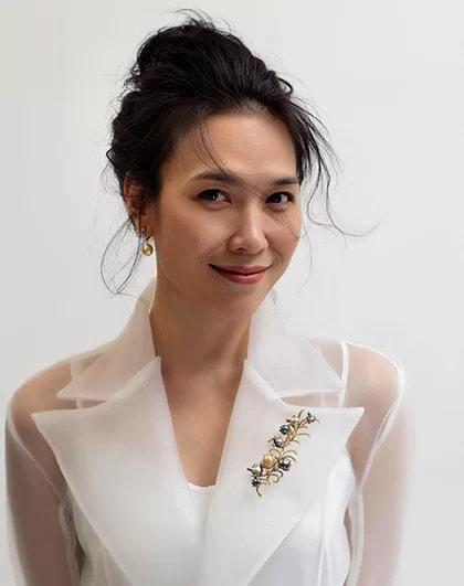Ở tuổi 38, nhan sắc của Mỹ Tâm vẫn rất trẻ trung, xinh đẹp.