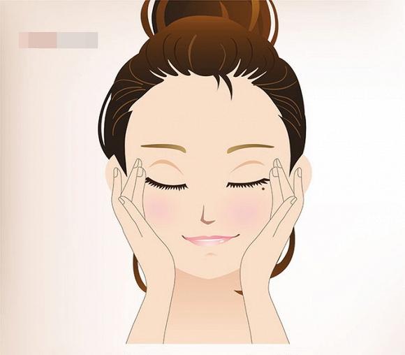 6. các bước thoa kem dưỡng ẩm6