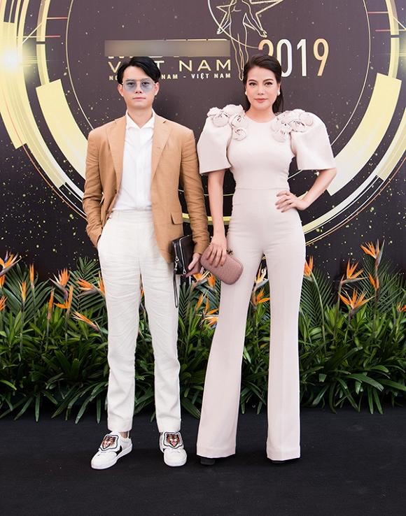 Diễn viên Trương Ngọc Ánh và diễn viên Anh Dũng