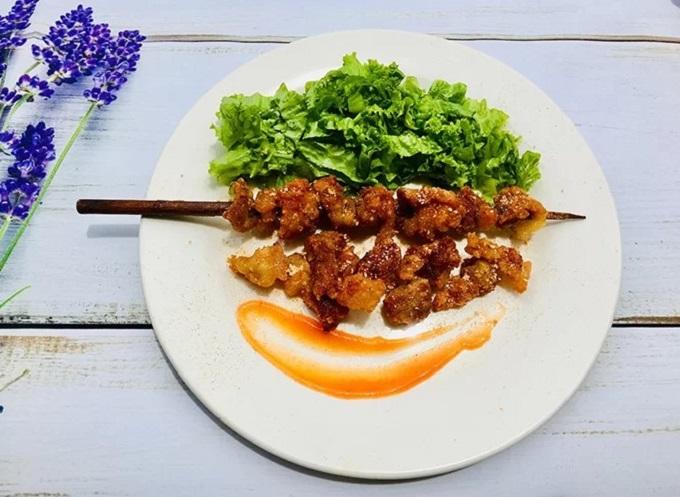 7. thịt chiên muối tỏi1