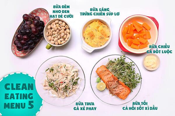 Tích cực ăn những loại hạt và chia nhỏ khoảng 6 bữa ăn trong ngày là hợp lý nhất. Có thể loại bỏ hoàn toàn tinh bột hoặc thay bằng gạo lứt.
