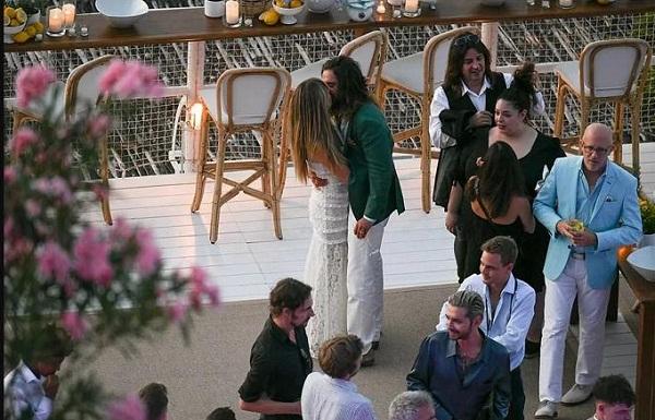 Heidi Klum và chồng trẻ đến Italy cưới lần hai4
