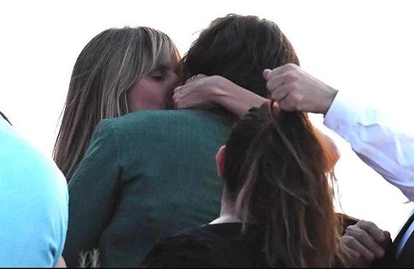 Heidi Klum và chồng trẻ đến Italy cưới lần hai5