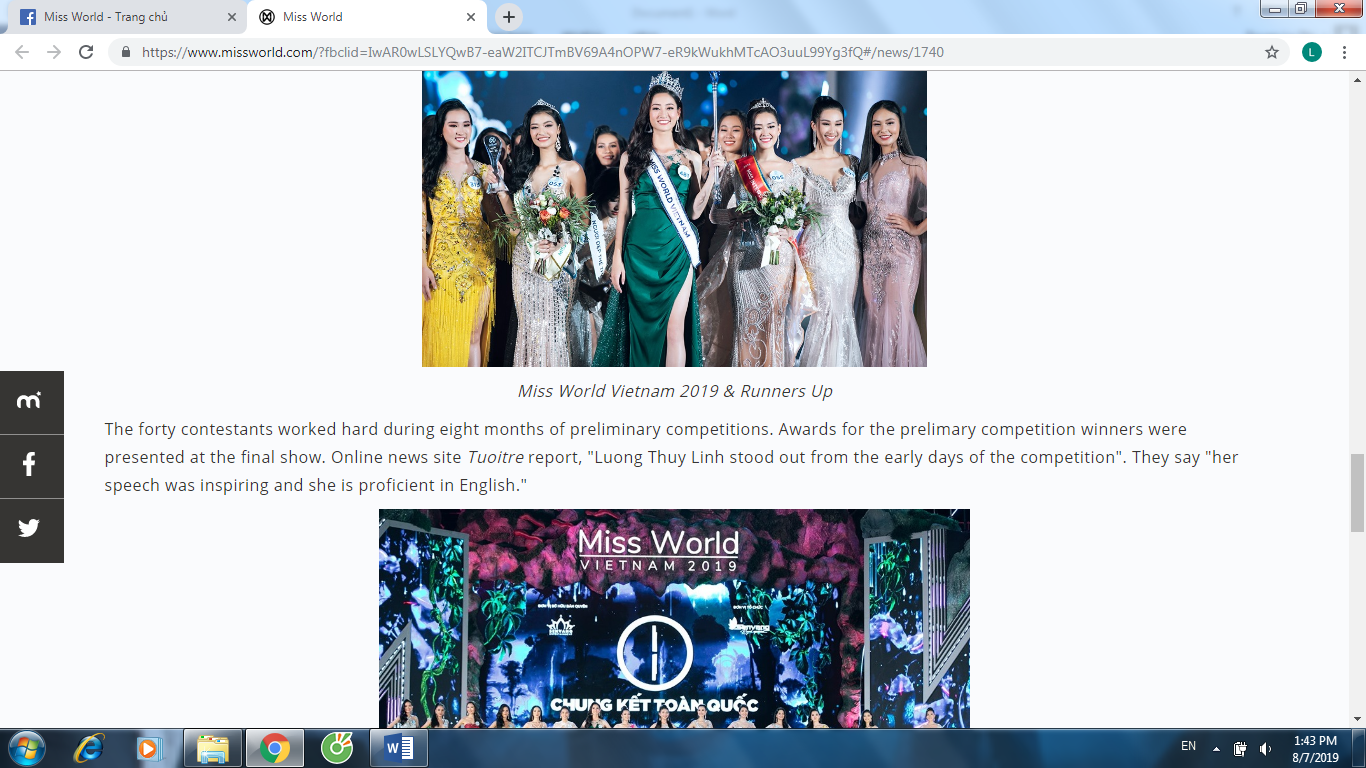 LUONG THUY LINH MISS WORLD (2)