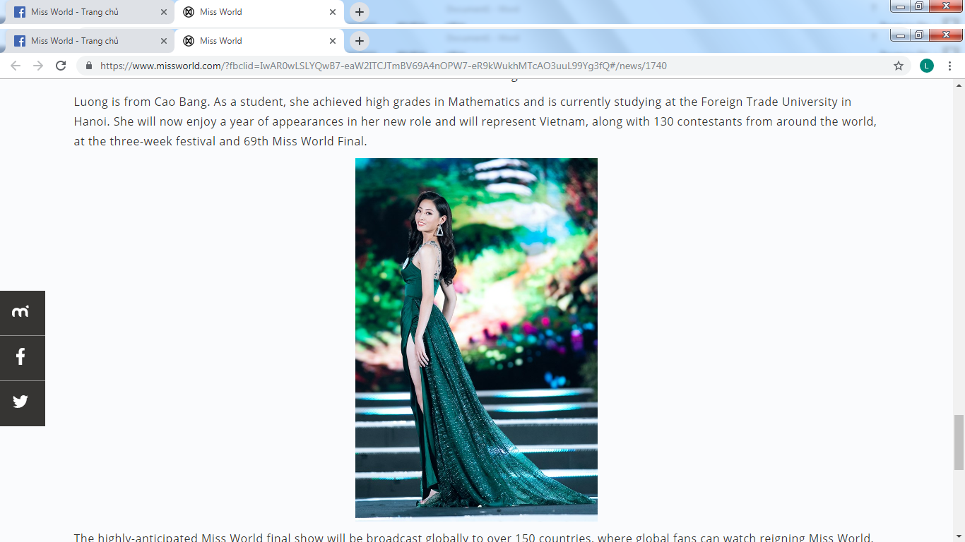 LUONG THUY LINH MISS WORLD (5)