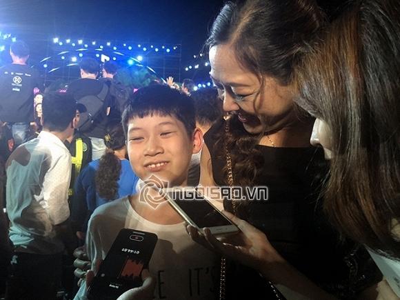 Em trai tân hoa hậu Lương Thuỳ Linh vô cùng hạnh phúc khi chị giành được chiến thắng tại cuộc thi