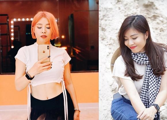 Nhiều người tỏ ra tiếc nuối mái tóc đen dài ngày trước của MC Hoàng Linh