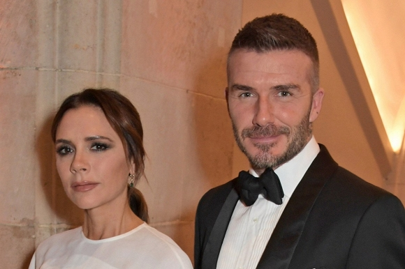 vợ chồng David Beckham mua nhà