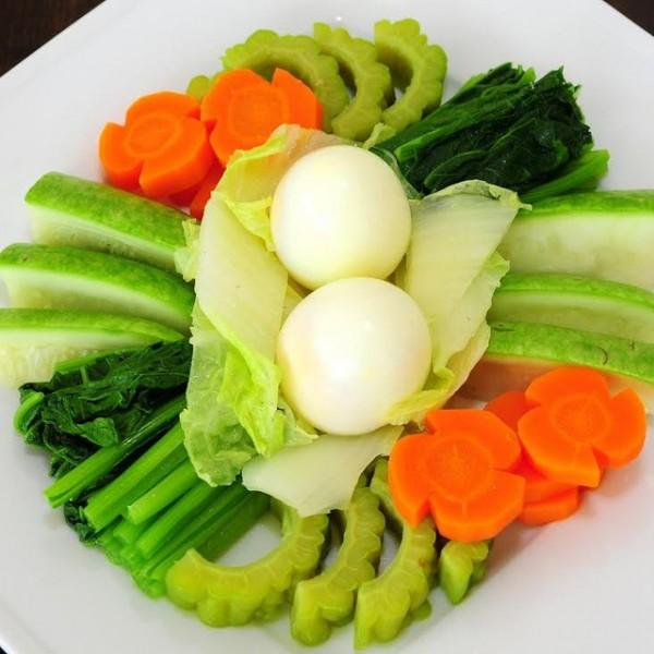 1. Cách luộc rau không chỉ xanh mà còn ngọt nước1
