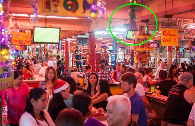 Ảnh minh họa một quán bar ở Pattaya.